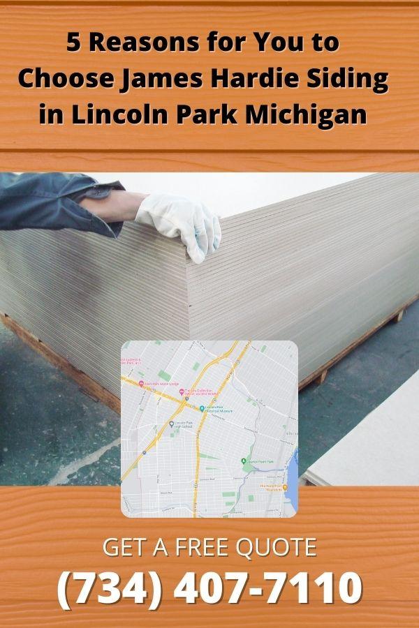 Siding Lincoln Park MI